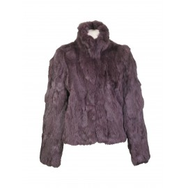 CHAQUETA 8370 RABBIT BURDEOS